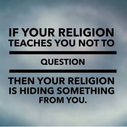 If Your Religion